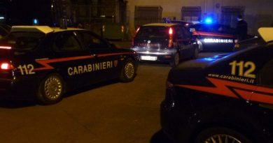 carabinieri cc 112 blitz controllo sera notte pattuglie gazzelle