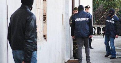 carabinieri cc 112 blitz irruzione generico giorno