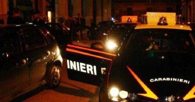 carabinieri cc 112 intervento gazzella pattuglia sera notte