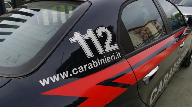 carabinieri cc 112 pattuglia gazzella generico