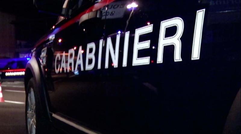 carabinieri cc 112 sera notte gazzella pattuglia generico