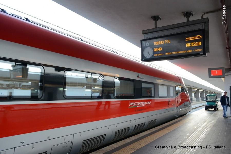 Abbigliamento di moda i vostri sogni freccia rossa napoli - Orari treni milano torino porta nuova ...