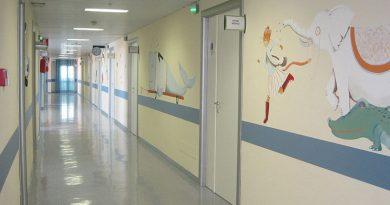 ospedale reparto pediatria