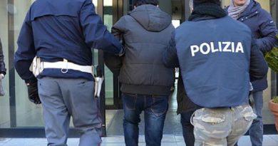 polizia ps 113 arresto giorno