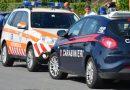 Drogato alla guida provoca l'incidente: denunciato dai Carabinieri