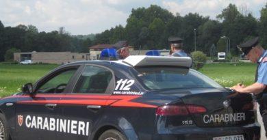 carabinieri cc 112 controllo pattuglia contravvenzione giorno