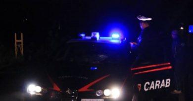 carabinieri cc 112 controllo pattuglia posto di blocco sera notte generica (2)