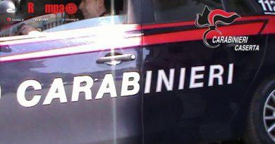 caserta carabinieri cc 112 gazzella pattuglia generica giorno