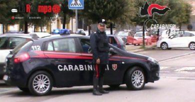 caserta carabinieri cc 112 generica pattuglia gazzella giorno