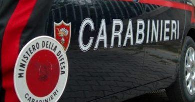 carabinieri ccc 112 controllo posto di blocco paletta giorno generica