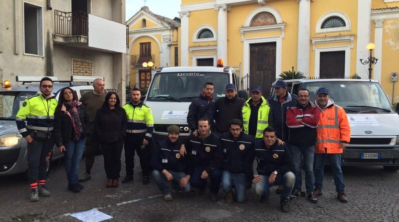 cesa volontari protezione civile