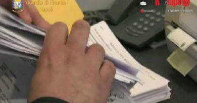 napoli guardia di finanza gdf 117 fascioli incartamenti carte documenti generica