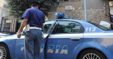 polizia ps 113 pattuglia generica giorno