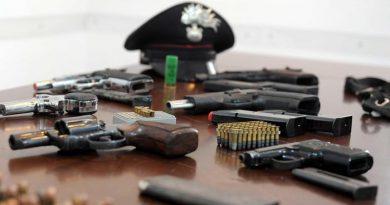 carabinieri armi cc 112