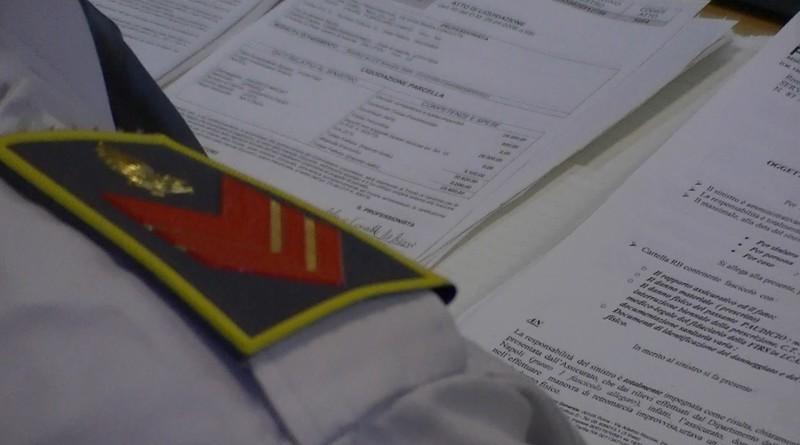 guardia di finanza 117 fiamme gialle documenti