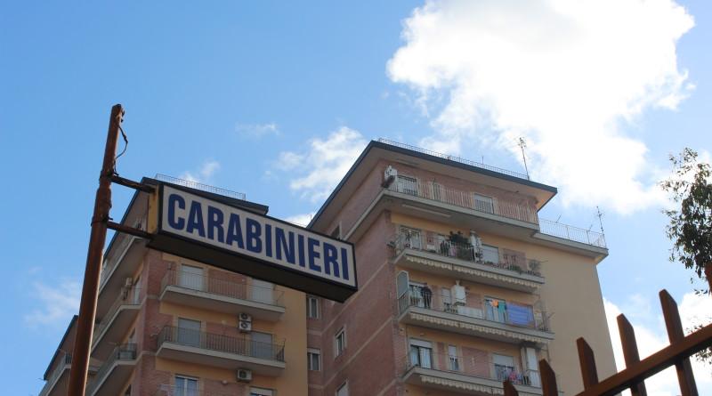 caserma carabinieri cc 112