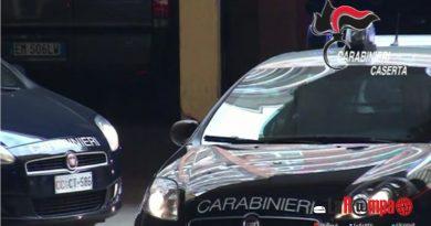 aversa carabinieri cc 112 pattuglia gazzella giorno generica