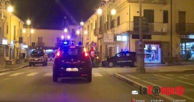 carabinieri cc 112 sera notte centro cittadino generica
