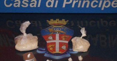 casal di principe carabinieri cc 112 droga stupefacenti