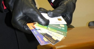 carabinieri cc 112 carta di credito bancomat