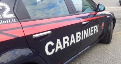 carabinieri cc 112 pattuglia gazzella generica giorno