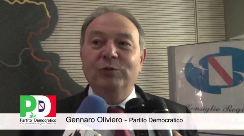 gennaro oliviero pd