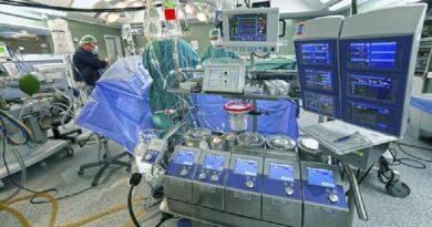 ospedale sala operatoria