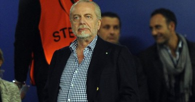 "De Laurentiis: ""Infront porta soldi? Dice bugie. Tavecchio difende la poltrona"""