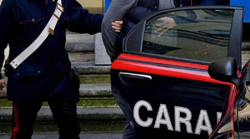 carabinieri cc 112 arresto pattuglia gazzella generica