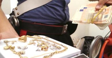 carabinieri cc 112 compro oro preziosi soldi gioielli