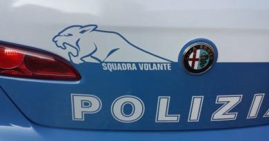 polizia ps 113 Squadra volante Polizia di Stato