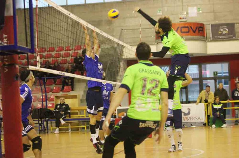 Marco Cittadino in azione