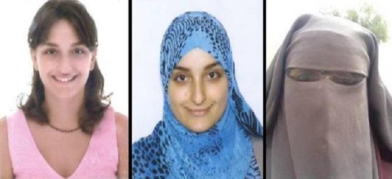 Maria Giulia Fatima Sergio jihad trasformazione