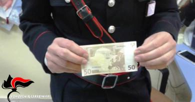 carabinieri cc 112 banconota falsa 50euro