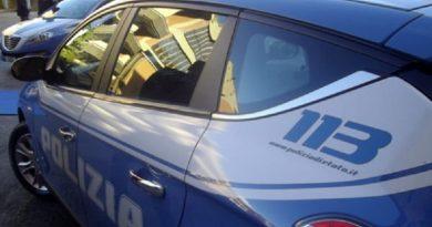 polizia ps 113 pattuglia