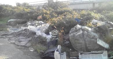 rifiuti immondizia villa literno (3)