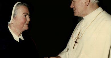 Madre Saletta - Papa Giovanni II