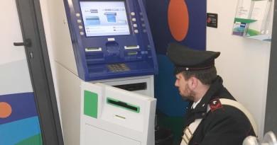 carabinieri cc 112 atm bancomat