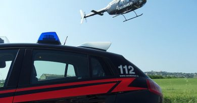 carabinieri cc 112 gazzella pattuglia elicottero