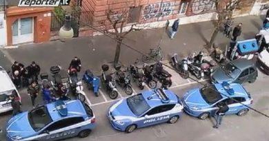 roma arresto