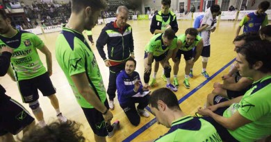 Mobilya Volleyball Aversa coach Bosco ds Vitullo