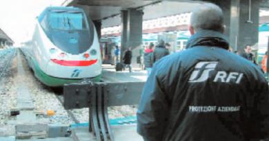 Ferrovie RFI protezione aziendale