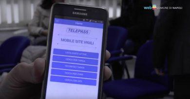 app telepass strisce blu