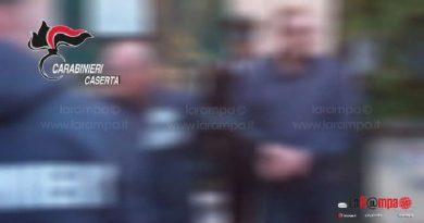 caserta carabinieri cc 112 arresto giorno