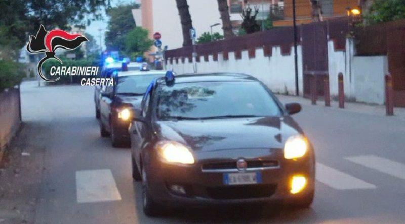 caserta carabinieri cc 112 aversa gazzelle auto civetta