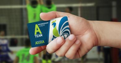Card A Team Volleyball Aversa