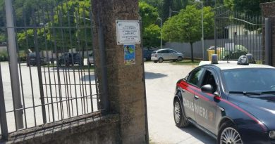 carabinieri cc 112 parco cittadino