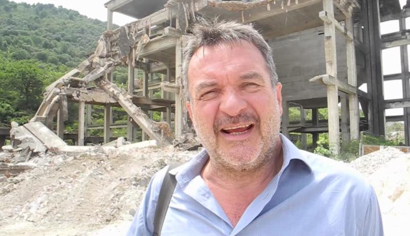 Michele Buonomo presidente Legambiente Campania