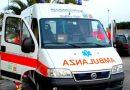 Incidente frontale. Un Morto e cinque feriti a S. Andrea del Pizzone