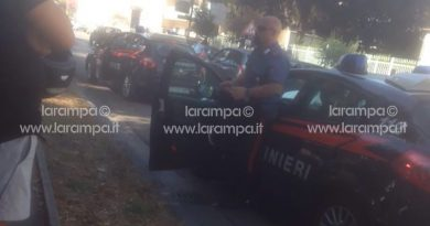 aversa carabinieri cc 112